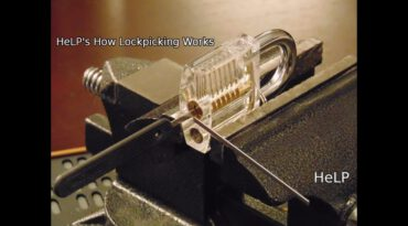 How Lock Picking Works