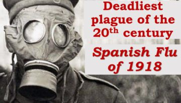 1918 Spanish Flu Historical Documentary